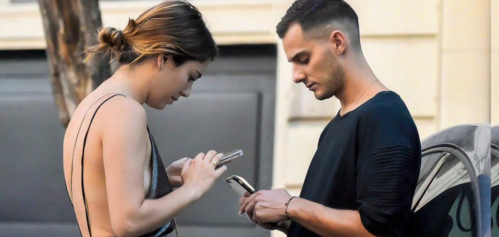 Blanca Suárez publica la primera foto con su pareja, Joel Bosqued