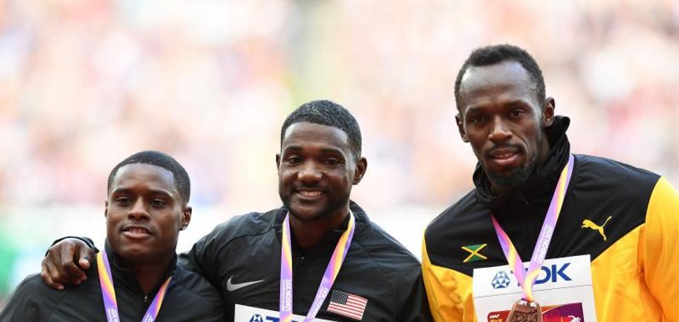El agente de Gatlin denuncia el tratamiento «inhumano» de Coe y de la IAAF
