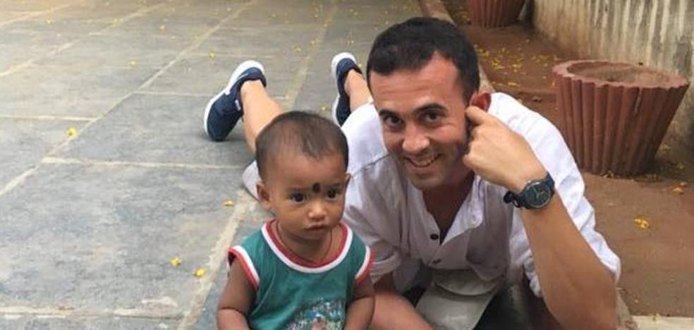El cuerpo del granadino fallecido en un accidente de tráfico en India se repatriará mañana desde Bombay