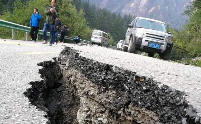 Un terremoto de magnitud 6,5 deja al menos 19 muertos en el suroeste de China