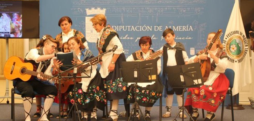 Laujar de Andarax se vestirá «de gala» con un festival de inolvidable tradición alpujarreña