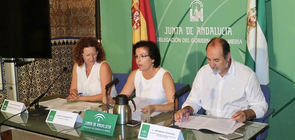 La Junta destina 5,2 millones de euros a los Grupos de Acción Local de la Pesca en Almería