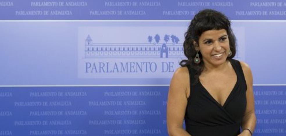 Teresa Rodríguez rechaza gobernar con el PSOE «del GAL y la corrupción»