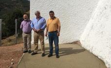 La Diputación invierte más de 550.000 euros en la mejora de los depósitos de agua de 15 poblaciones