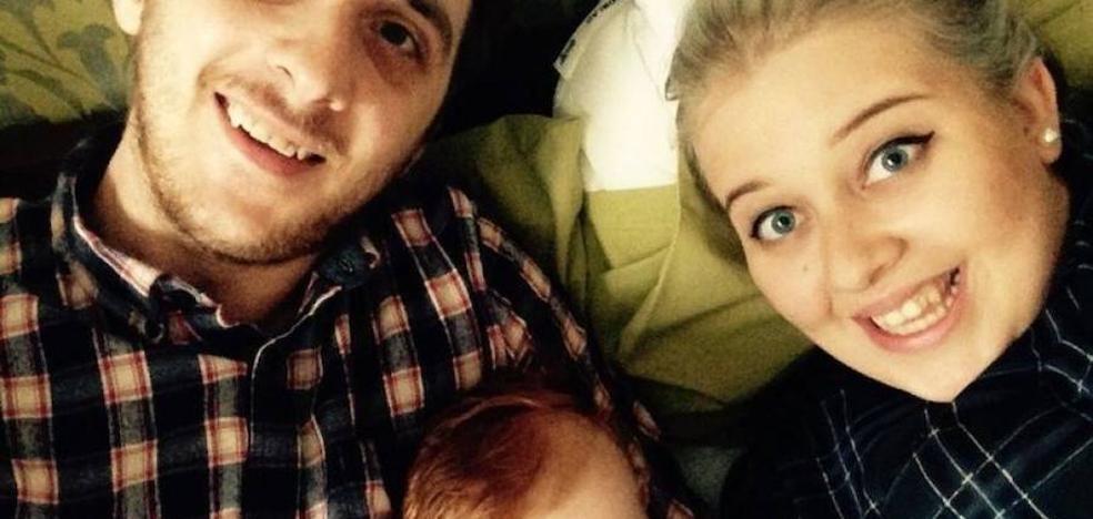 Una mujer confunde un parto con una apendicitis