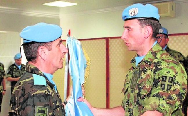 Más de 300 militares españoles velan la seguridad euroatlántica en Letonia