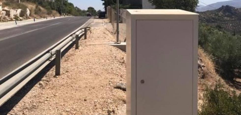 Más 'disuasión' en las carreteras secundarias