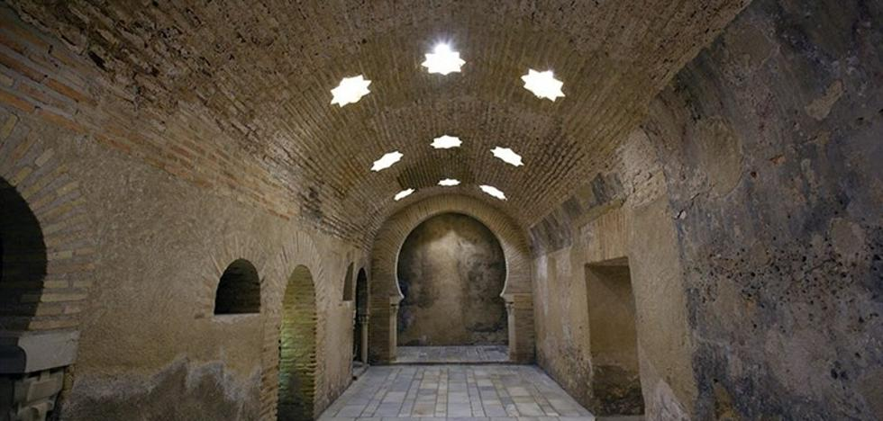 El Centro Cultural Baños Árabes, uno de los monumentos más visitados