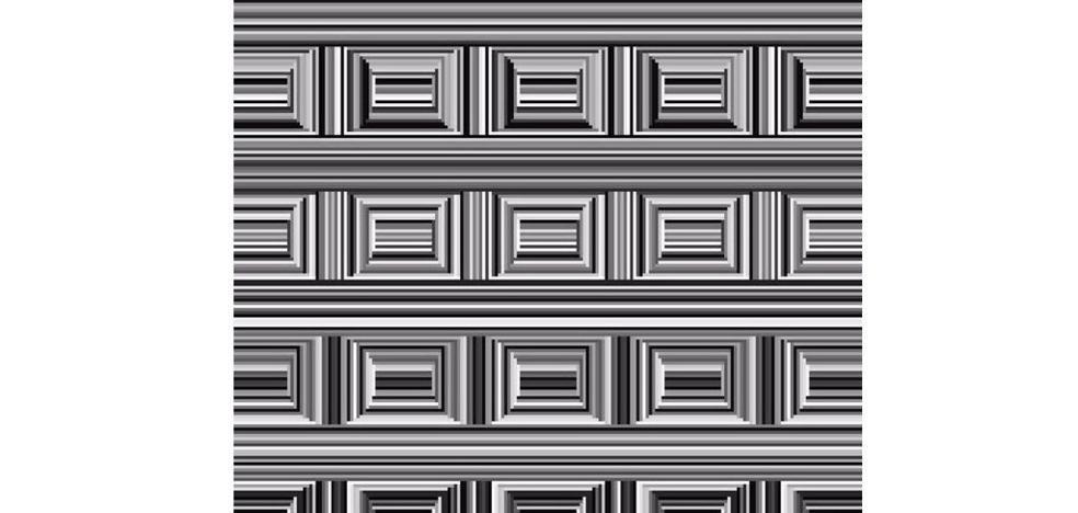Esta imagen tiene 16 círculos. ¿Los ves?
