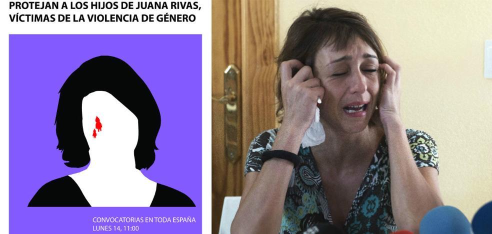 'Protejan a los hijos de Juana Rivas': convocan manifestaciones en Granada y otras ciudades de España para este lunes