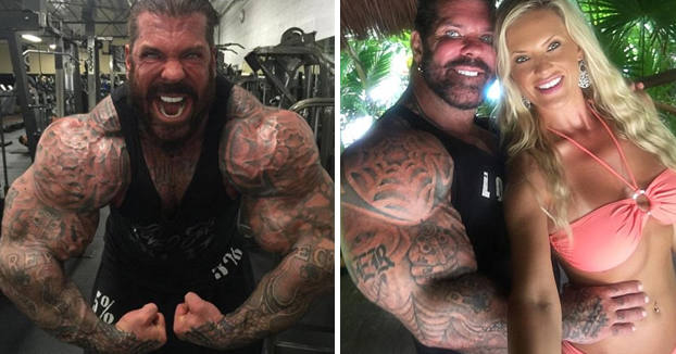 Las fotos de Rich Piana