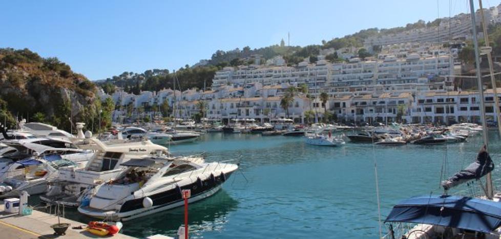 Un pequeño paraíso para los barcos