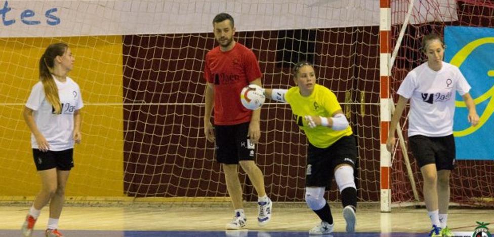 Martos Femenino, Jaén Paraíso Interior FS y Atlético Mengíbar se mezclan en un triangular