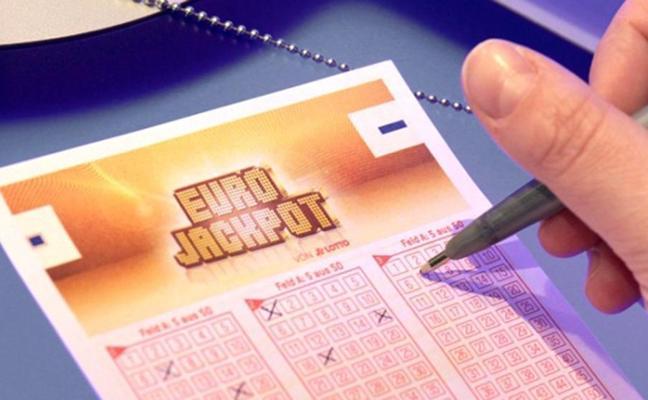 Se lleva 2,7 millones con el Eurojackpot y roza el bote de 37 millones