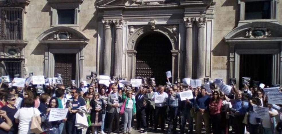 """Abogados sevillanos critican el """"populismo granadino"""" por el traslado de la sala del TSJA"""