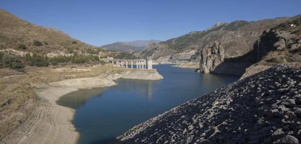 Los pantanos han perdido el 40% de su agua en dos años