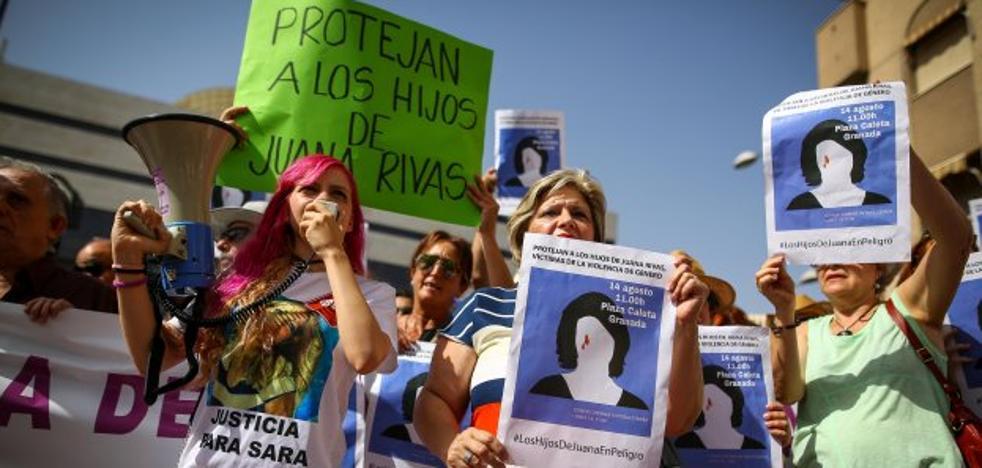 El juzgado de Granada envía a Italia más de un año después la segunda denuncia de Juana Rivas por maltrato