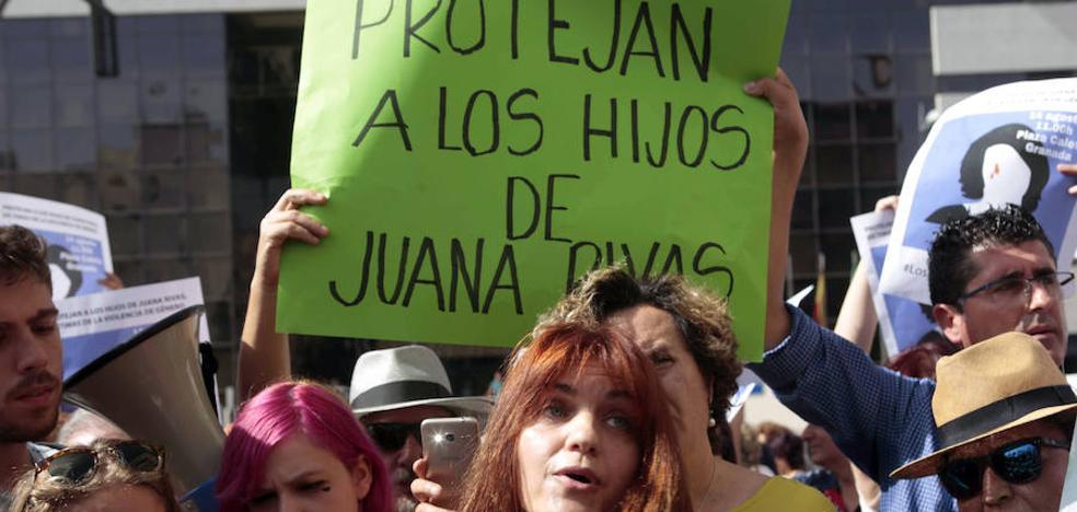 Un juzgado de Granada envía al Ministerio de Justicia la denuncia de Juana Rivas traducida al italiano