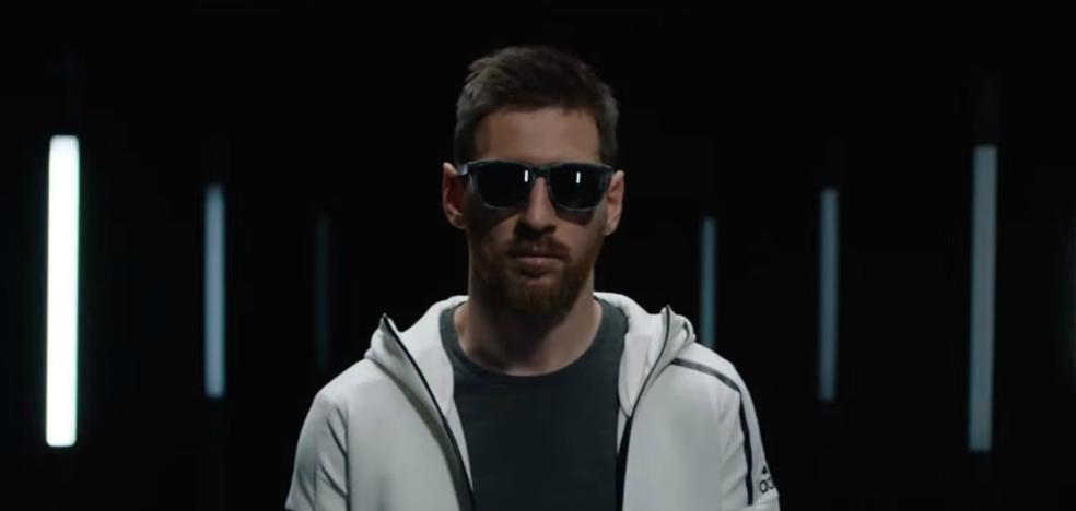 Las gafas de sol diseñadas por Messi que arrasan este verano