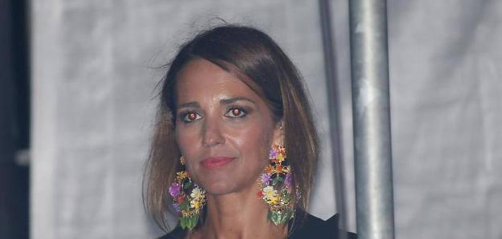 Paula Echevarría acompaña a David Bustamante y disfruta en su último concierto