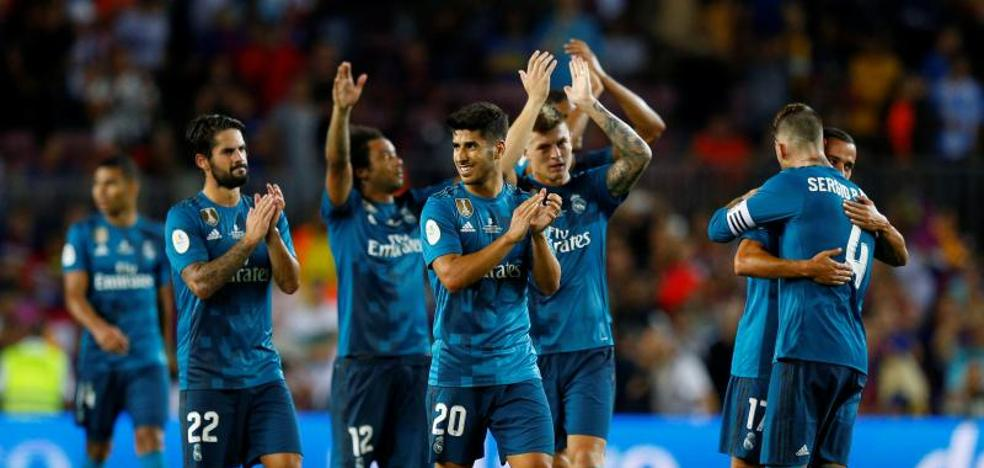 El Madrid sigue mandando