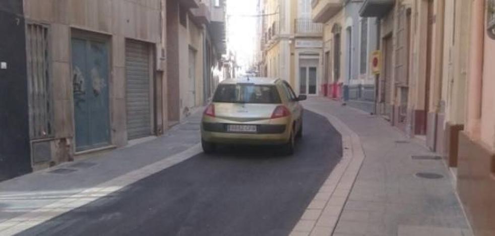 En Regocijos ya circulan los coches
