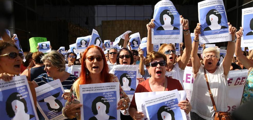 """Juana Rivas dice por carta que está huida pero que no está haciendo """"nada fuera de la ley"""""""
