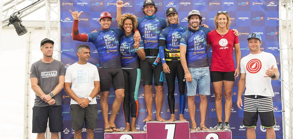 El ejidense Víctor Fernández, segundo en Tenerife, sigue defendiendo el título mundial