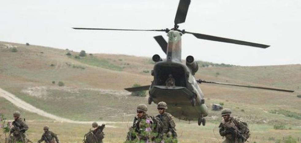 España lidera la Fuerza de Respuesta Rápida de la Unión Europea