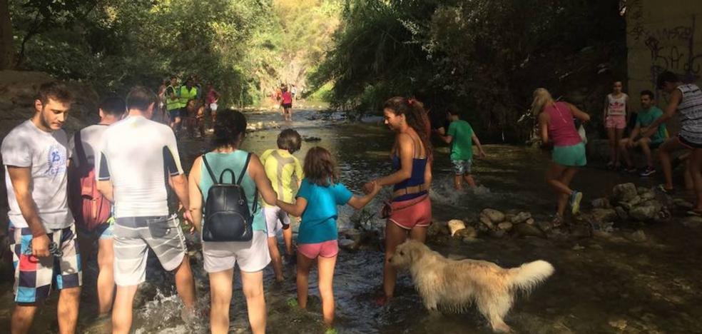 """Jaén se moja para que Los Cañones """"vuelvan a ser lo que fueron"""""""