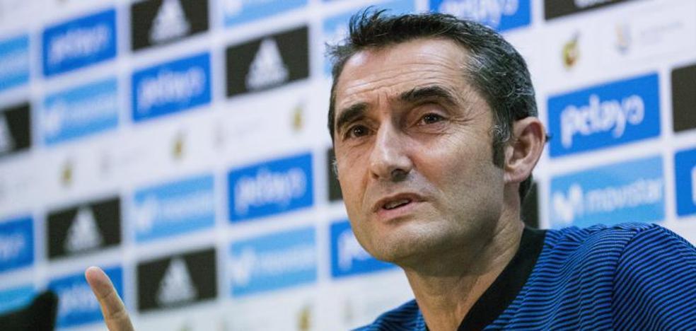 Valverde: «¿La sanción a Cristiano? De Derecho y sentido común ando flojo»