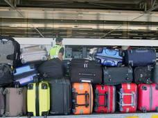 El aeropuerto suma un 5,8% de pasajeros en el primer semestre