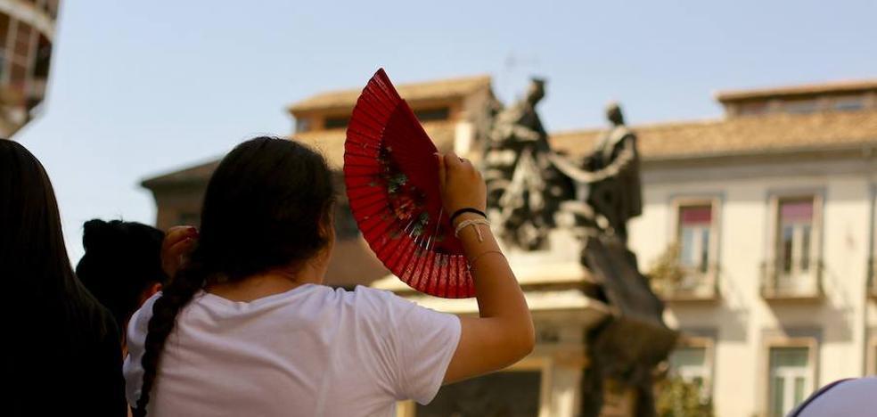 Granada, la sartén de España: esperan otros tres días asfixiantes