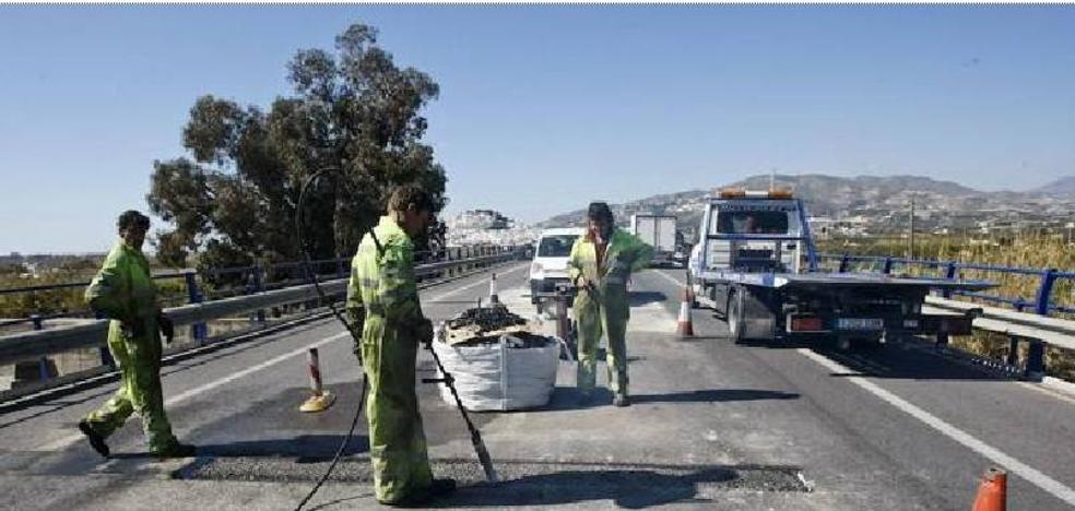 ¿Vas a conducir hoy? Cuidado: te puedes encontrar esta carretera cortada en Almería