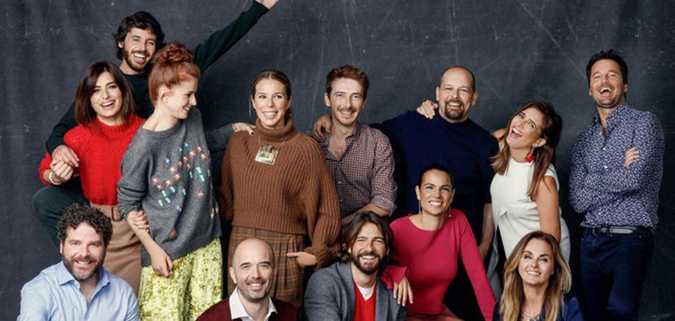 El radical cambio de los actores de Al salir de clase: reencuentro 20 años después