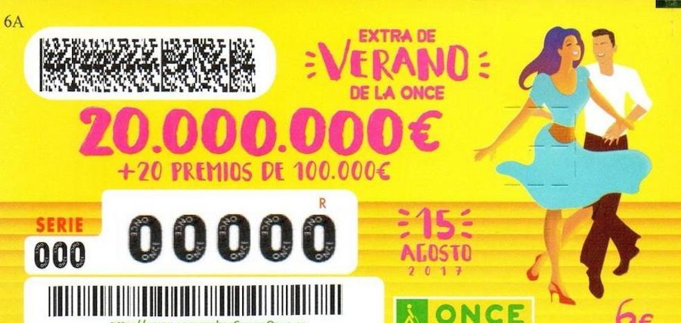 El Extra de Verano de la ONCE deja 100.000 euros en Almería