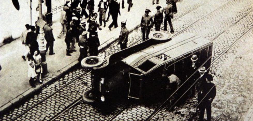 La huelga general revolucionaria de agosto de 1917 en Granada