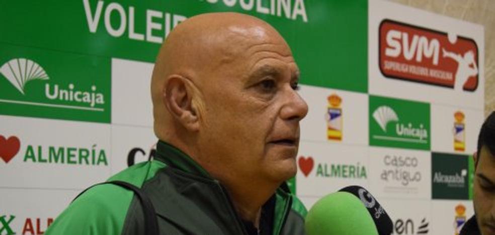 Molducci: «Por Almería, jugamos siempre con alma»