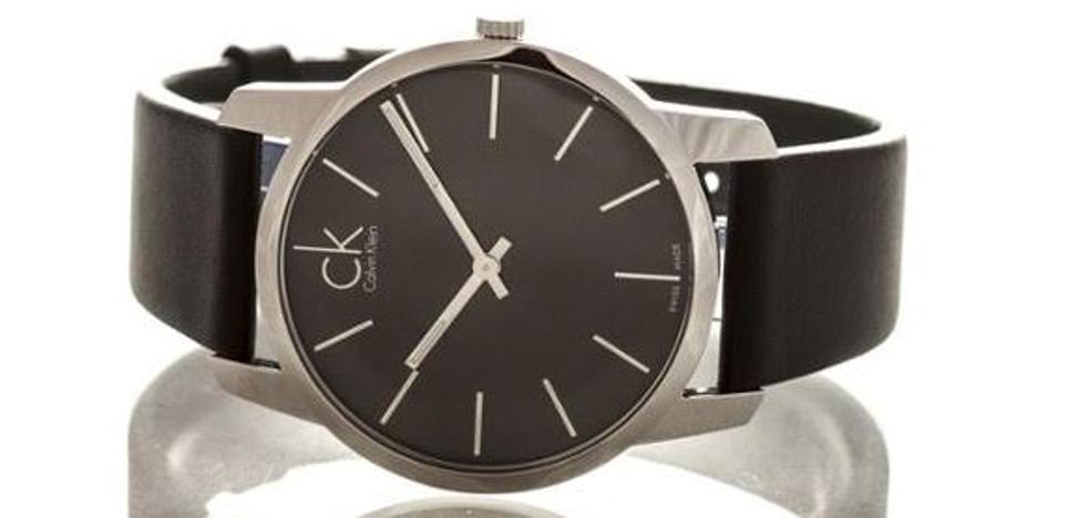 El reloj de Calvin Klein en rebajas que arrasa entre los hombres