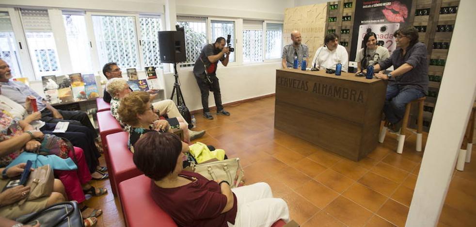 Granada Noir colabora con autores y cineastas españoles y extranjeros para su tercera edición