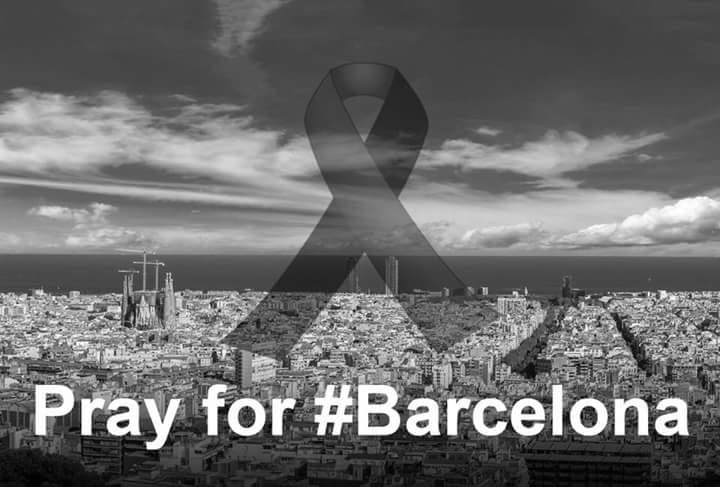 Las redes se vuelcan con Barcelona