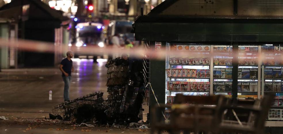 Operación de los Mossos en Cambrils vinculada con el atentado de Barcelona
