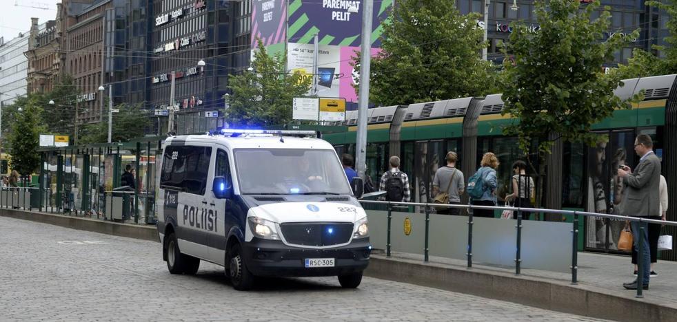 Un muerto y ocho heridos tras un apuñalamiento en Finlandia