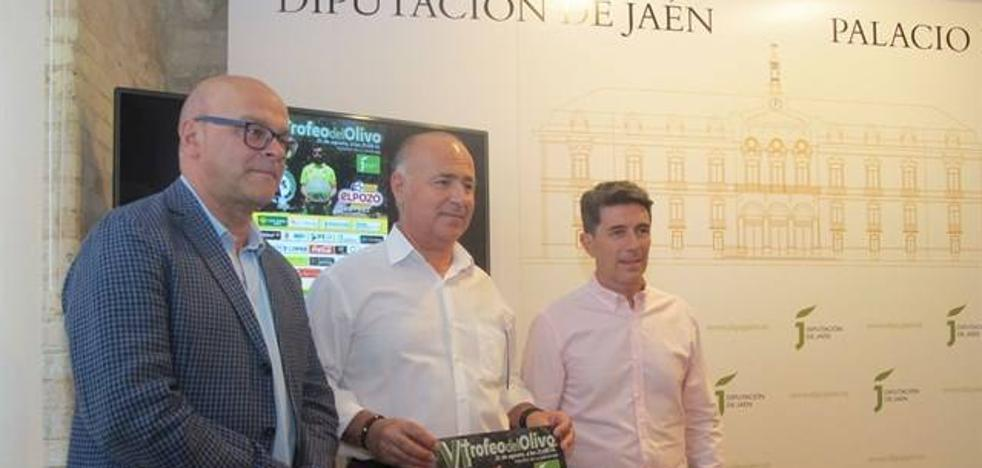 El VI Trofeo del Olivo de Fútbol Sala enfrentará el 25 de agosto al Jaén Paraíso Interior y El Pozo