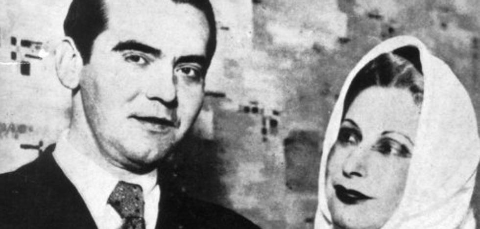 Lorca a La Rambla: «La única calle de la tierra que yo desearía no se acabara nunca»