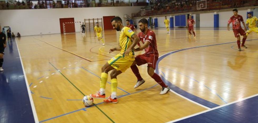 Jaén cae en los penaltis ante ElPozo