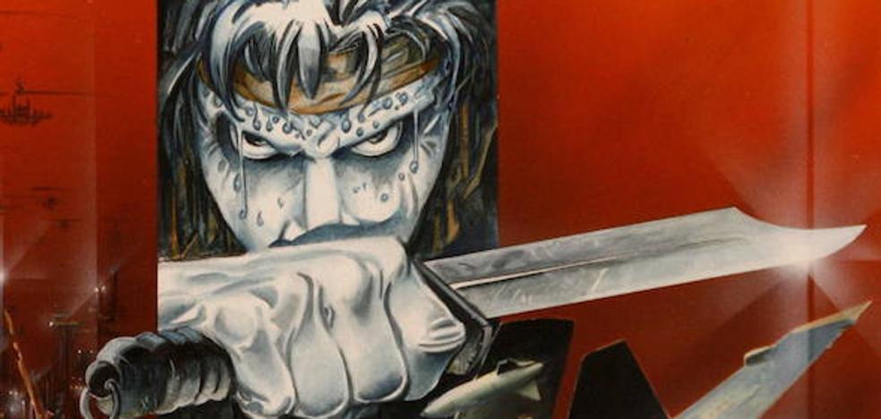 Fallece el dibujante Alfonso Azpiri