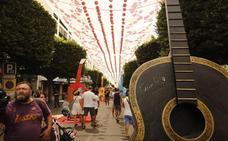 Arranca la Feria del Mediodía con el Paseo como epicentro
