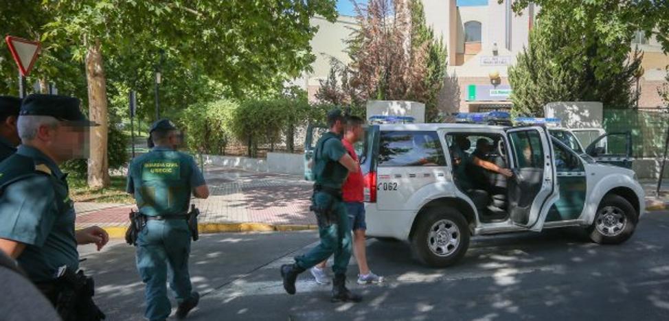 Detenidos tres presuntos atracadores tras una espectacular persecución por la autovía