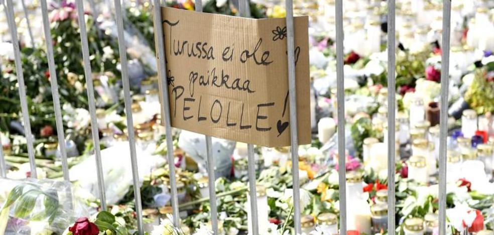Abderrahman Mechkah, de 18 años, es el terrorista de Finlandia